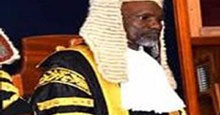 Justice Mahmud Mohammed